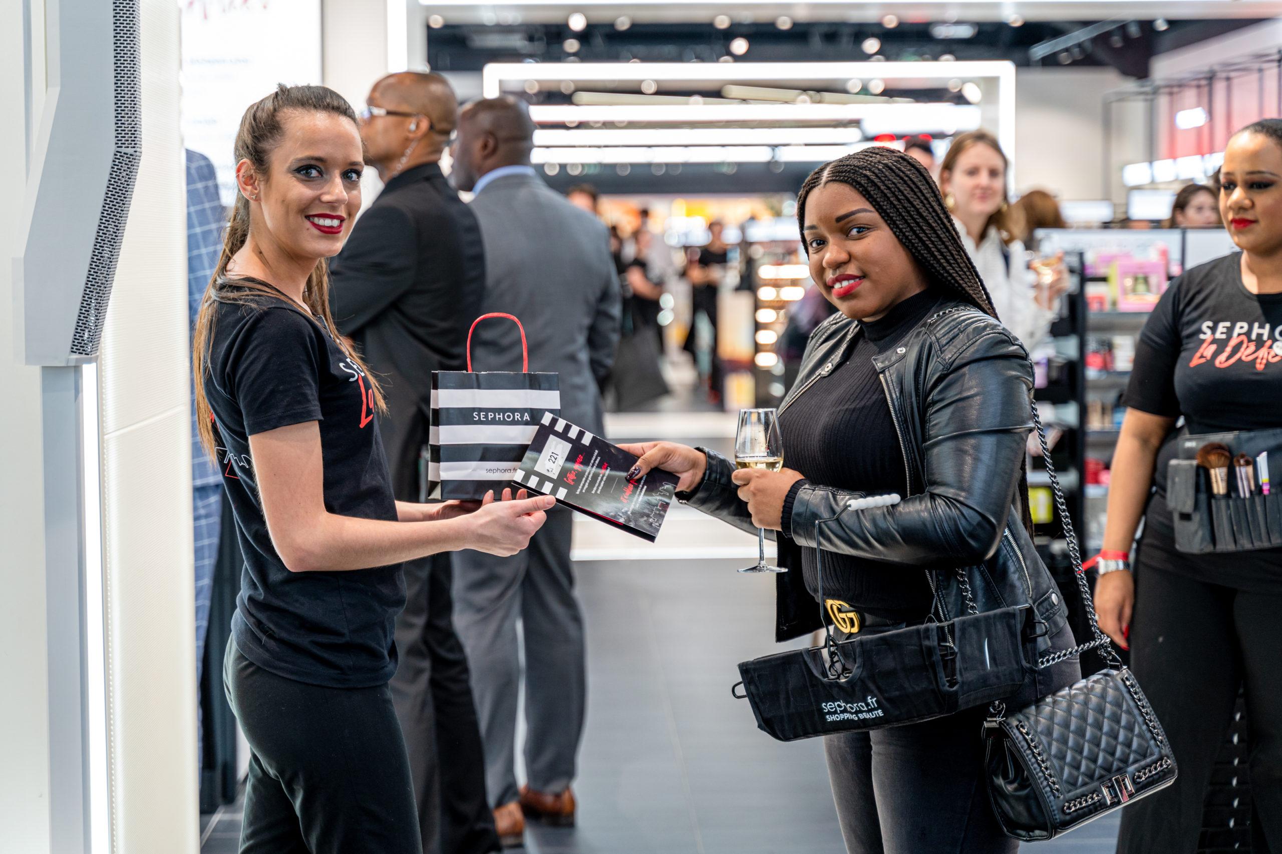 Photo marketing Sephora