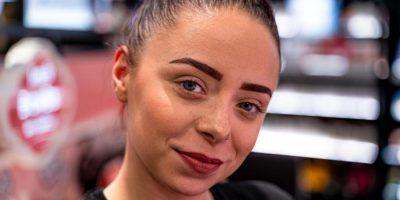 Portrait équipière Sephora